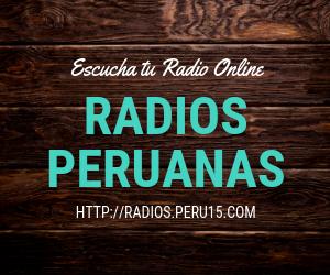 Radios Perú